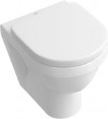 Villeroy & Boch Architectura - WC-Sitz Compact weiß alpin