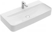 Villeroy & Boch Finion - Waschtisch 1000 x 470 mm stone white mit CeramicPlus