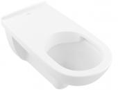 Villeroy & Boch O.novo - Tiefspül-WC spülrandlos Vita 360 x 700 mm DirectFlush wandh. weiß alpin C+