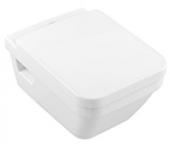 Villeroy & Boch Architectura - Tiefspül-WC spülrandlos 370 x 530 mm DirectFlush weiß alpin