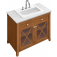 Villeroy & Boch Hommage - Waschtischunterschrank mit Waschtisch 985 x 850 x 620 mm weiß CeramicPlus