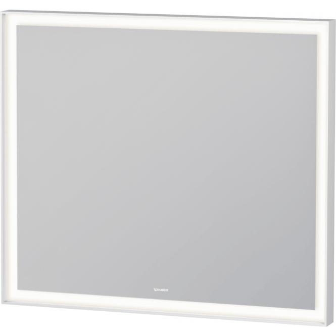 Duravit L Cube Spiegel Mit Led Beleuchtung Wei 223