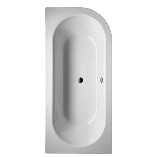 BETTE BetteStarlet IV - Bathtub 1750 x 800mm edelweiss