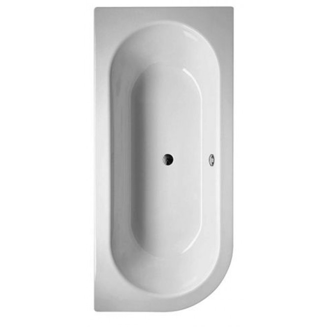BETTE BetteStarlet - Rectangular bathtub 1850 x 850mm edelweiss