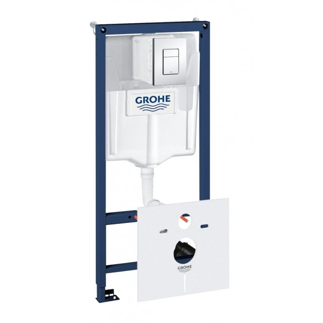 Grohe Rapid SL - Mounting Elements WC