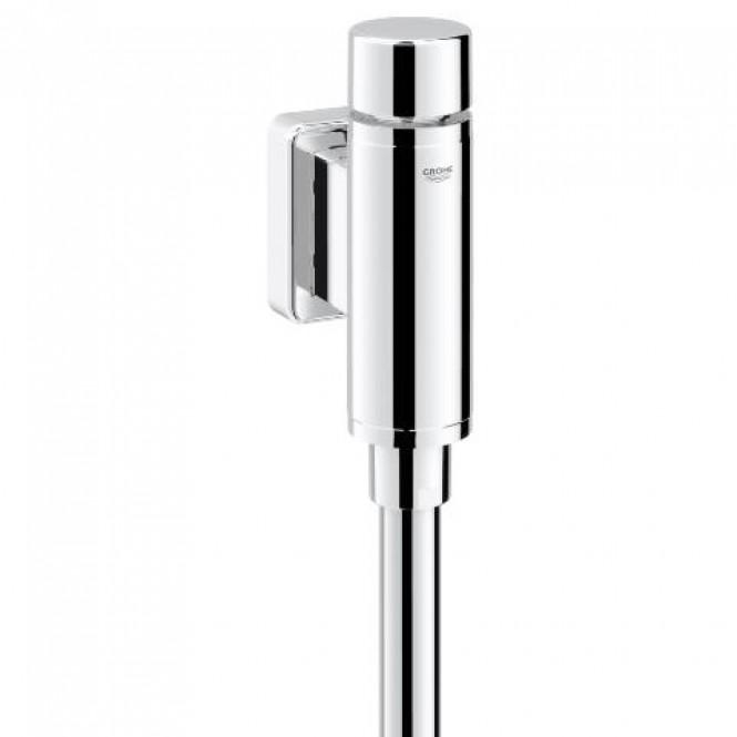 Grohe Rondo - Druckspüler für Urinal chrom