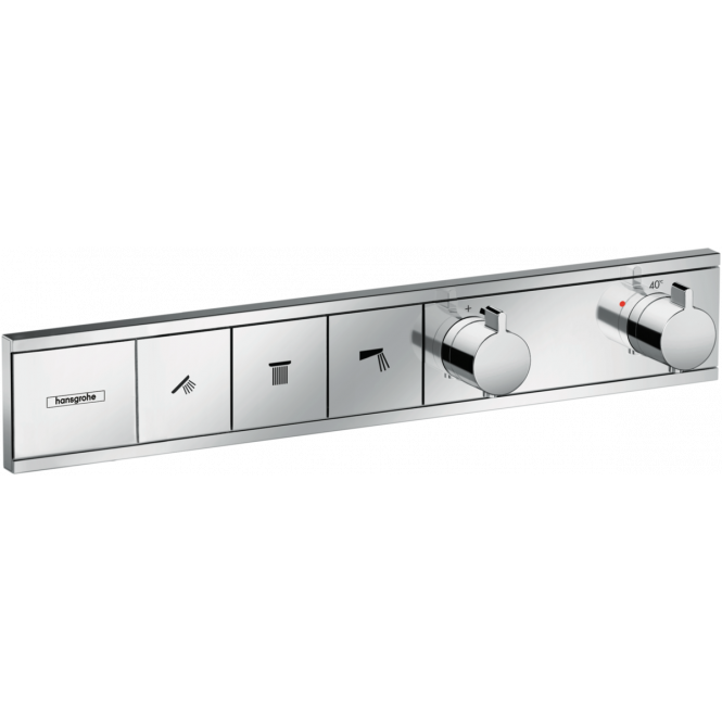 Hansgrohe RainSelect - Concealed Mixer Thermostats