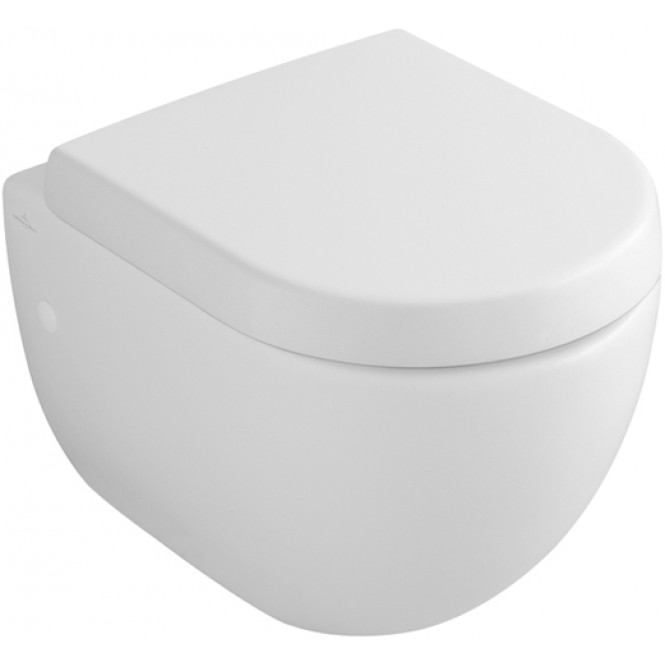 Villeroy Amp Boch Subway Wall Mounted Washout Toilet Without