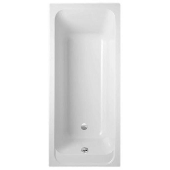 Villeroy & Boch Architectura - Bath Rectangular 1400 x 700 mm white