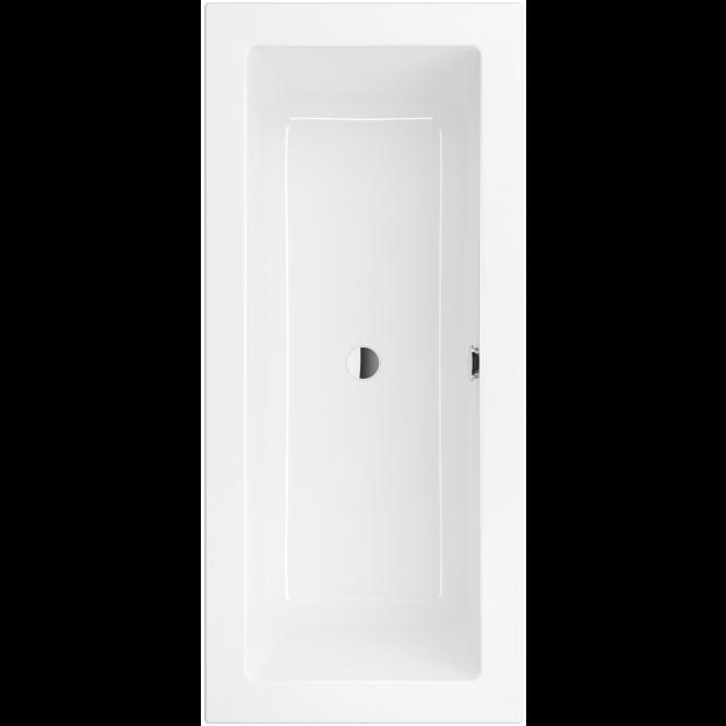 Villeroy & Boch Legato - Badewanne 1700 x 700 mm stone white