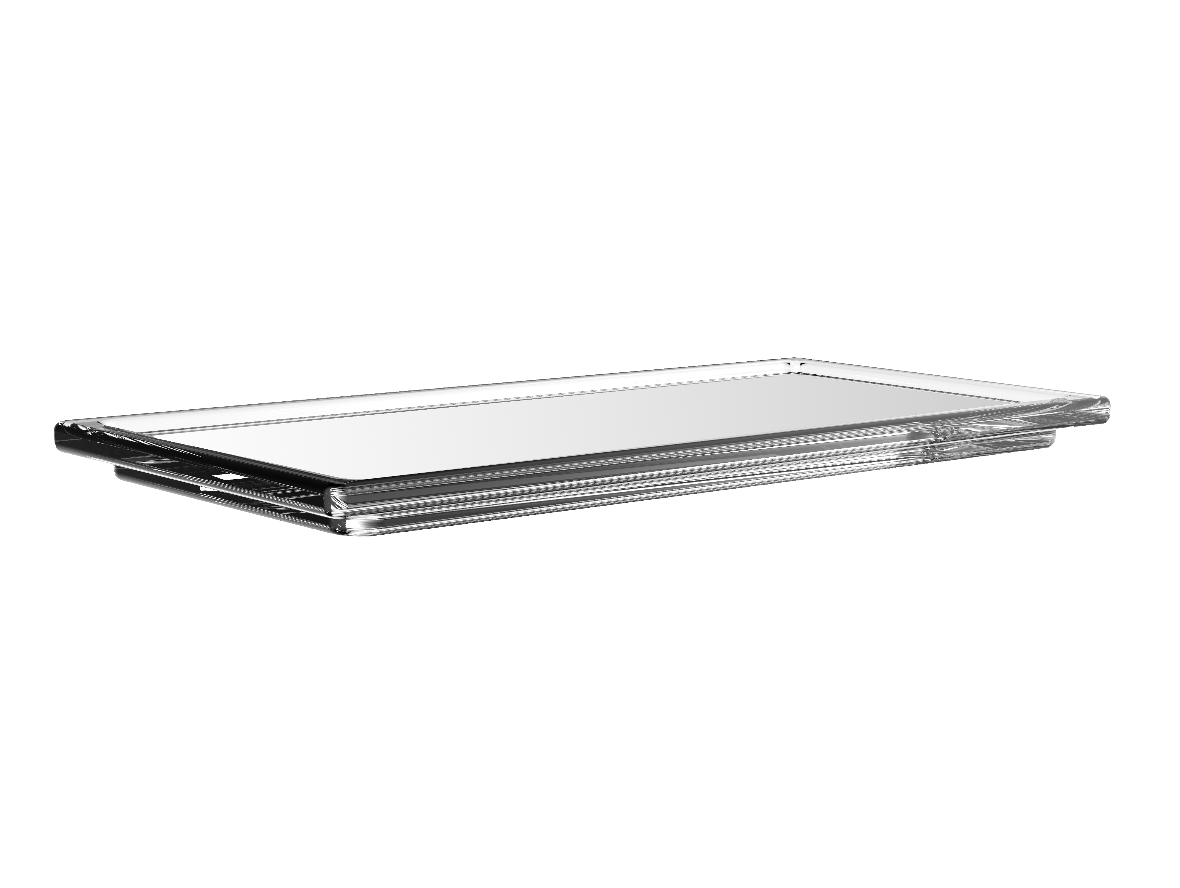 EMCO Liaison Glass shelf clear | xTWOstore