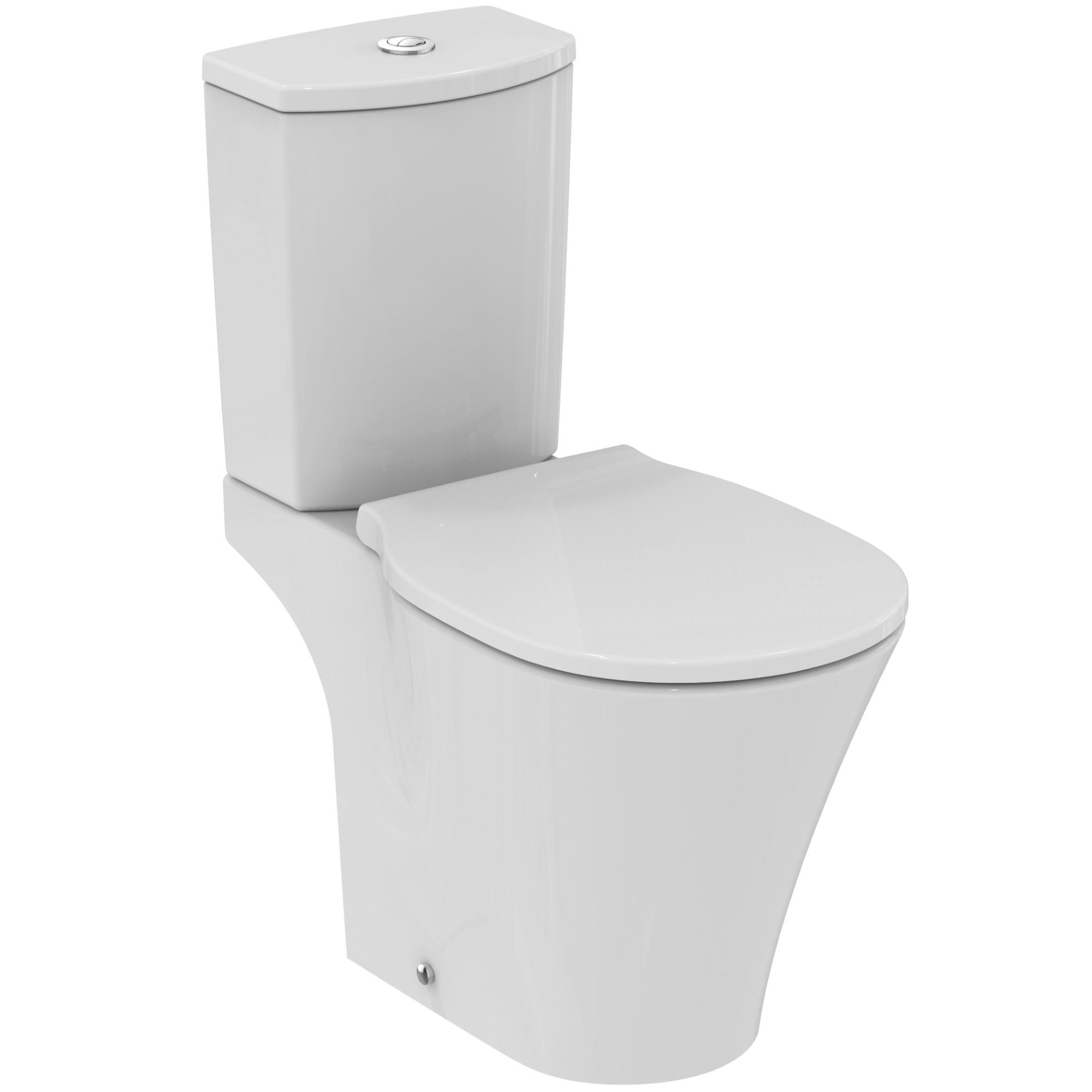 Ideal Standard Vaso Connect.Ideal Standard Connect Air Floorstanding Washdown Toilet With Aquablade Xtwostore