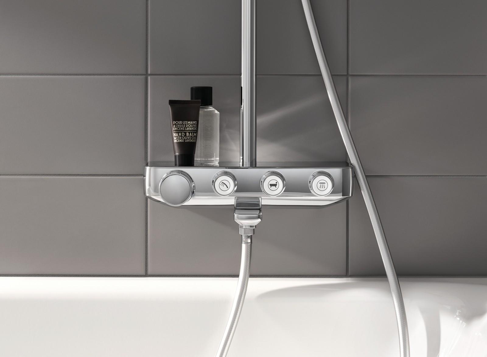 GROHE Euphoria SmartControl Shower System | xTWOstore