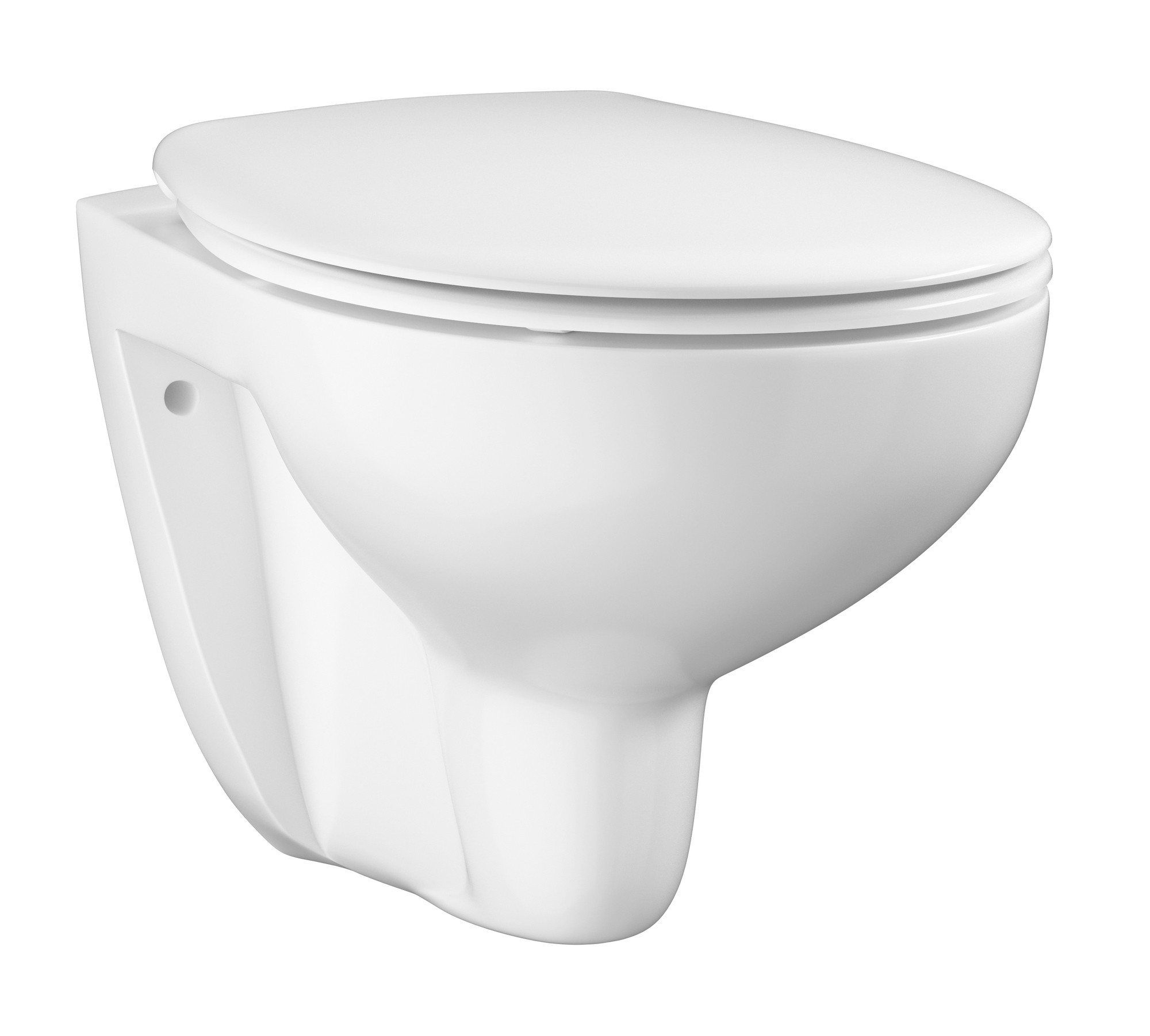 08c35ea5e9d GROHE Bau Ceramic Wall-mounted washdown toilet SET without flushing ...
