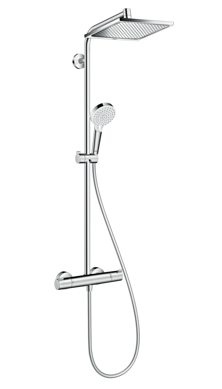 Hansgrohe Crometta E Shower System Xtwostore