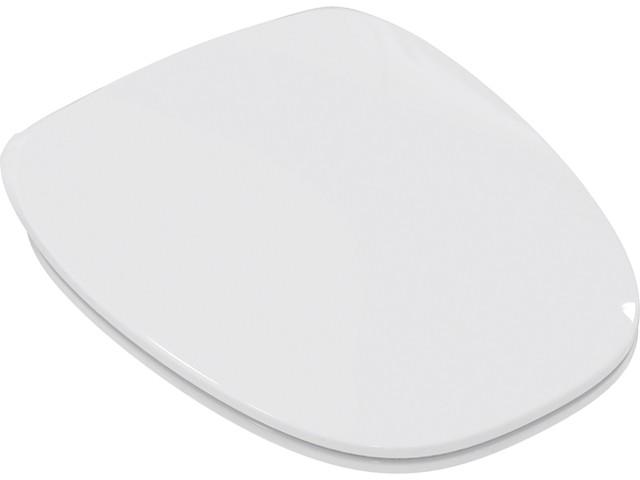 Ideal Standard Toilet : Ideal standard dea toilet seat white