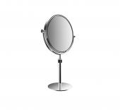 Emco Universal - Rasier- und Kosmetikspiegel Standmodell 5-fach/1-fach rund