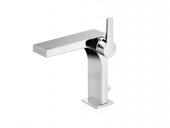 Keuco Edition 11 - Single Lever Basin Mixer M-Size with pop-up waste set chrome