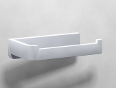 Dornbracht Lulu - Toilet roll holder platinum matt