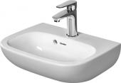 Duravit D-Code - Handwaschbecken 450 x 340 mm weiß