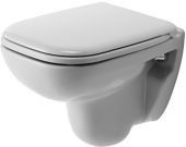 Duravit D-Code - Wand-WC Compact 480 mm