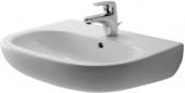 Duravit D-Code - Waschtisch 550 x 430 mm weiß