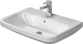 Duravit DuraStyle - Waschtisch 650 mm mit Überlauf 1 Hahnloch weiß