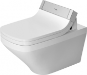 Duravit DuraStyle - Wand-WC 620 mm Tiefspüler Durafix für SensoWash mit Anschluss rechts weiß