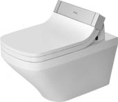 Duravit DuraStyle - Wand-WC 620 mm Tiefspüler rimless für SensoWash mit Anschluss rechts weiß HG