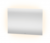 Duravit Licht & Spiegel - Spiegel mit Indirektlicht mit Wandschaltung 1000 mm