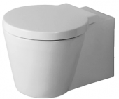 Duravit Starck 1 - Wand-Tiefspül-WC 575 mm
