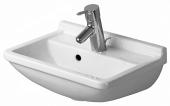 Duravit Starck 3 - Handwaschbecken 450 x 320 mm weiß