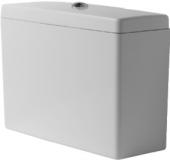 Duravit Starck 3 - Spülkasten Big Toilet für Aufsatzmontage