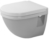 Duravit Starck 3 - Wand-WC Compact 475 mm