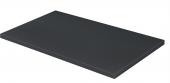 Duravit Stonetto - Rechteck Duschwanne 1600 x 1000 mm mit Antislip anthrazit