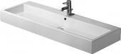 Duravit Vero - Doppelwaschtisch 1200 x 470 mm weiß