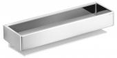 Keuco Edition 11 - Duschkorb Aluminium silber-eloxiert (E6 EV1)/verchromt