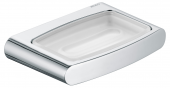 Keuco Elegance - Soap dish chrome / matt