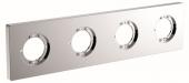 Ideal Standard Archimodule - 4p rosette 83 x 332 mm