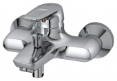Ideal Standard CeraMix Blue - Exposed Single Lever Bathtub Mixer wall-mounted with projection 173 mm chrome