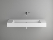 Bette BetteAqua - Wall basin 14047 512 5 cm white - 1400 x 475