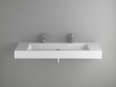 Bette BetteAqua - Wall washbasin 14047 512.5 cm white - 1400 x 475
