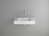 Bette BetteAqua - Wall washbasin 800 x 495mm white