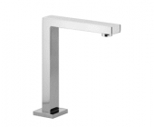 Dornbracht Symetrics - Deck-mounted spout  M-Size without waste set platinum matt