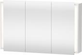Duravit Ketho - Spiegelschrank 180x1200x750mm 3 Spiegeltüren betongrau matt