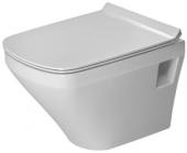 Duravit DuraStyle - Wand-WC 480 mm rimless Tiefspüler weiß HygieneGlaze