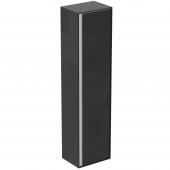 Ideal Standard Connect Air - Hochschrank 1 Tür 1600 x 300 x 400 mm braun / weiß matt