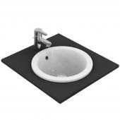 Ideal Standard Connect - Einbauwaschtisch rund 380 mm