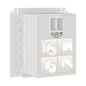 Grohe - Kleiner Revisionsschacht für Abdeckplatten