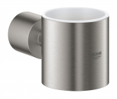 Grohe Atrio - Glashalter supersteel